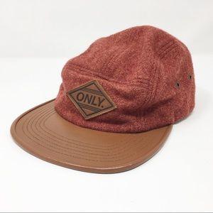 ONLY. Wool Baseball Hat